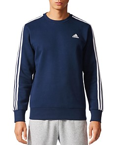 adidas Originals Essentials 3S Crewneck Sweatshirt - Bloomingdale's_0
