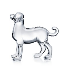 Baccarat Zodiac Dog Clear - Bloomingdale's_0