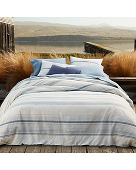 Coyuchi - Organic Cotton Pacific Grove Bedding Collection