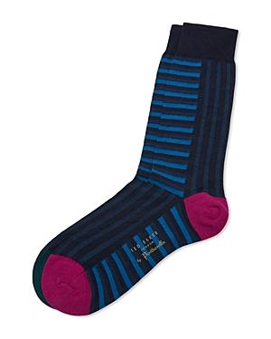 Ted Baker Pulente Stripe Socks