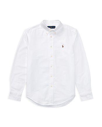 Ralph Lauren - Boys' Cotton Oxford - Big Kid