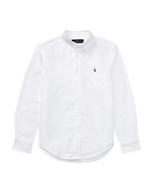 Ralph Lauren Childrenswear Boys Cotton Oxford  Little Kid