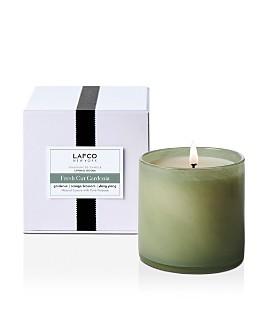 LAFCO - Fresh Cut Gardenia Living Room Candle 15.5 oz