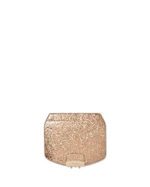 Furla My Play Interchangeable Metropolis Mini Leather Glitter Flap 2648163