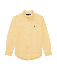 Ralph Lauren - Boys' Cotton Oxford - Big Kid