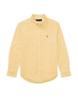 Ralph Lauren - Boys' Cotton Oxford - Little Kid