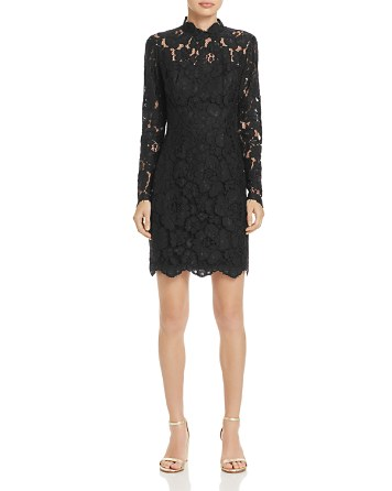$Betsey Johnson Lace Dress - Bloomingdale's