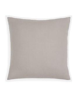 "Amalia Home Collection - Reversible Linen Decorative Pillow, 18"" x 18"" - 100% Exclusive"
