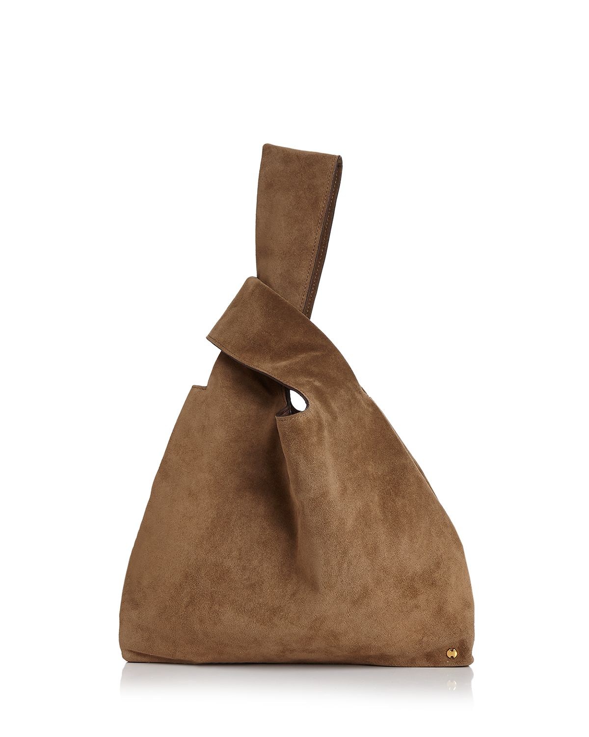 Tina Suede Mini Bag by Halston Heritage