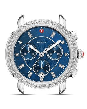 Michele Sidney Watch Head, 38mm