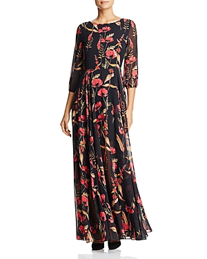 Yumi Kim Woodstock Floral Print Maxi Dress