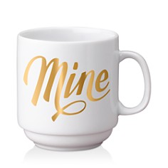 Easy Tiger Mine Stackable Gold Mug - Bloomingdale's_0