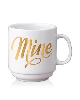 Easy Tiger - Mine Stackable Gold Mug