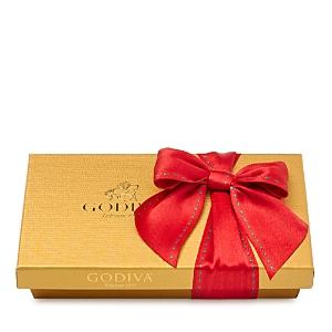 Godiva 8 Piece Holiday Ballotin