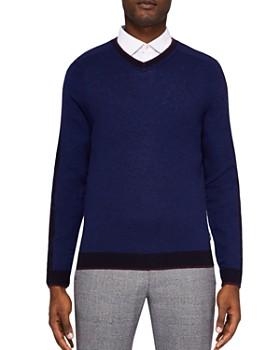 Ted Baker - Neavee Sporty V-Neck Sweater
