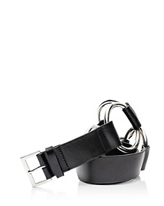Zadig & Voltaire Circle Leather Belt - Bloomingdale's_0