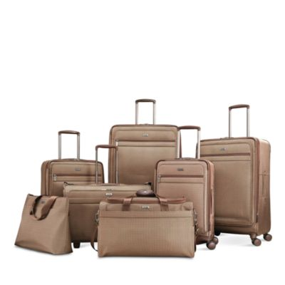 Century Softside Global Carry On Expandable Spinner