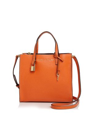 Marc Jacobs The Mini Grind Leather Crossbody 2899207