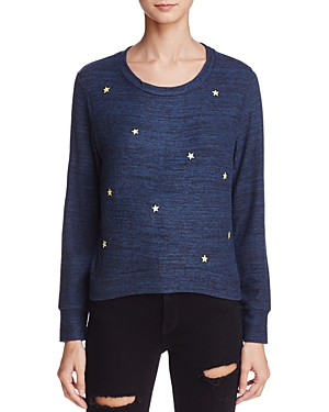 Sundry Star Patch Sweatshirt