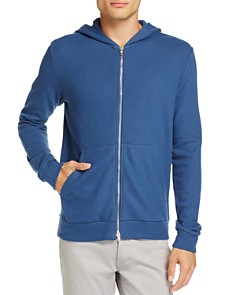 Theory Daulton Ridge Full-Zip Hooded Sweater - 100% Exclusive - Bloomingdale's_0