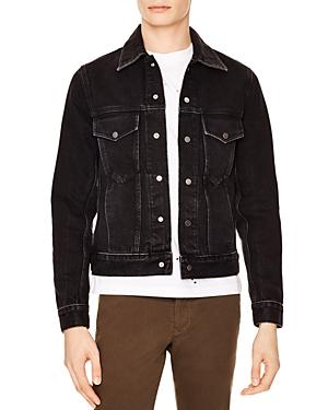 Sandro Rider Denim Jacket