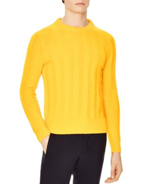 Sandro Lemon Sweater