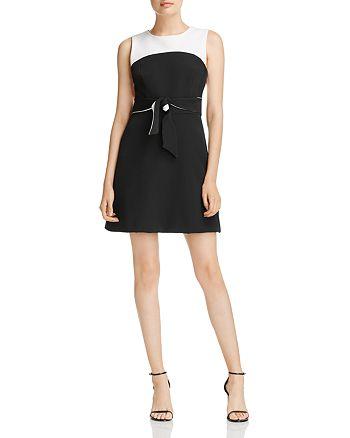 MILLY - Jenny Color-Block Dress