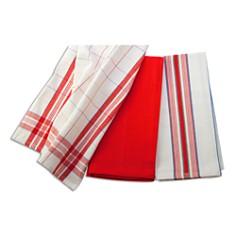 le creuset kitchen towels set of 3 bloomingdales_0 - Kitchen Towel Sets