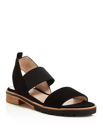 Stuart Weitzman - Women's Topical Suede Sandals