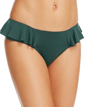 Robin Piccone Lina Ruffled Bikini Bottom