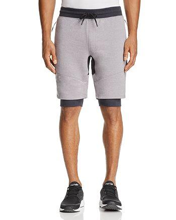Under Armour - Threadborne Novelty Athletic Shorts