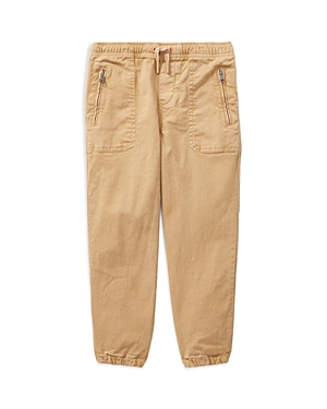 Ralph Lauren Childrenswear Boys' Twill & French Terry Pants - Little Kid