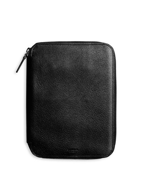 Shinola - Leather Tech Portfolio
