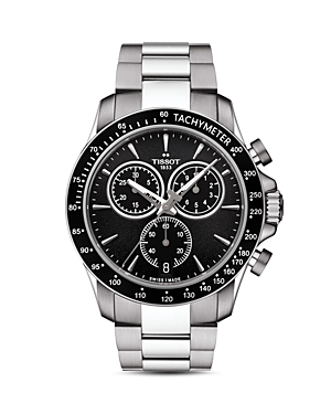 Tissot V8 Chronograph, 42.5mm