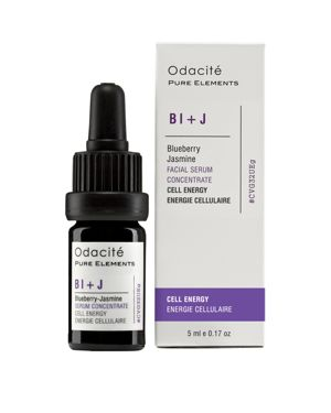 ODACITE BL+J BLUEBERRY & JASMINE CELL ENERGY SERUM CONCENTRATE