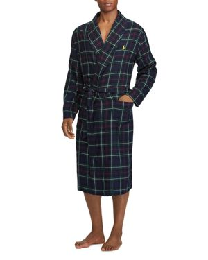 WINDSOR FLANNEL ROBE