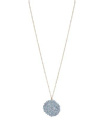 "AQUA - Long Pendant Necklace, 32"" - 100% Exclusive"