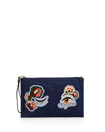 See by Chloé - Andy Denim Pouch