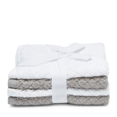 $Caro Home Phoebe Washcloths, Set of 4 - 100% Exclusive - Bloomingdale's