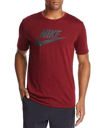Nike - Active Logo Crewneck Short Sleeve Tee