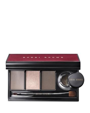 $Bobbi Brown Satin & Caviar Shadow & Long-Wear Gel Eyeliner Palette Gift Set ($106 value) - Bloomingdale's