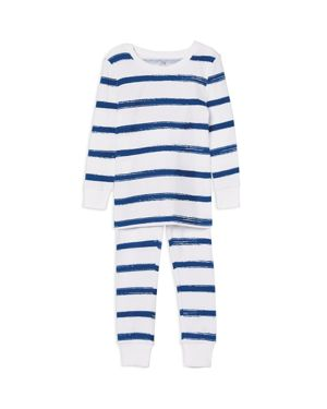 Aden and Anais Boys' Striped Pajama Set - Baby