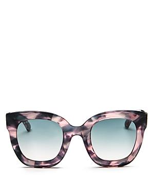 529b0b4a15b45 Gucci Oversized Square Sunglasses