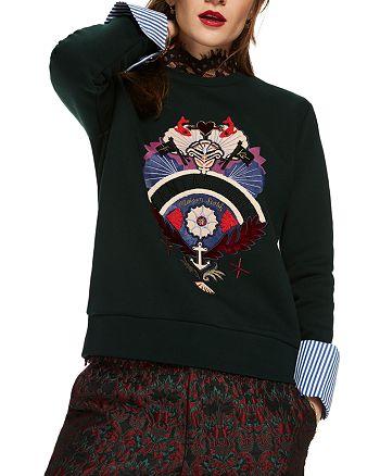 Scotch & Soda - Appliqué Sweatshirt