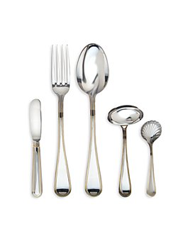 Ricci Argentieri - Ascot Goldplate 5-Piece Hostess Set