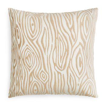 "Oake - Woodgrain Decorative Pillow, 20"" x 20"" - 100% Exclusive"
