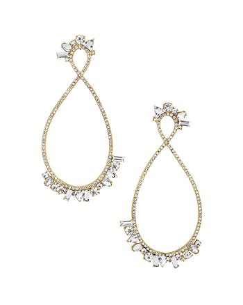 BAUBLEBAR - Anastasia Hoop Earrings