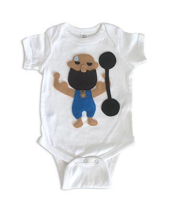 Mi Cielo - Unisex Strongman Bodysuit - Baby