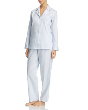 STRIPE SATEEN PAJAMAS