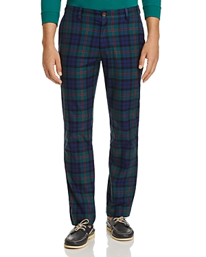Vineyard Vines Holiday Tartan Breaker Pants